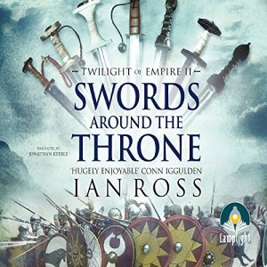 Swords Around the Throne Audiobook By Ian Ross cover art