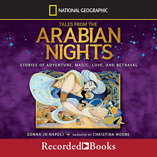Tales from the Arabian Nights Audiobook By Donna Jo Napoli cover art