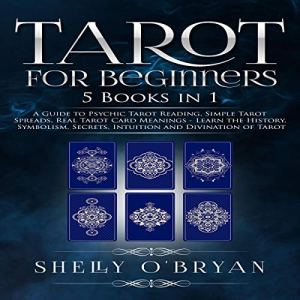 Tarot for Beginners: 5 Books in 1 Audiobook By Shelly O'Bryan cover art