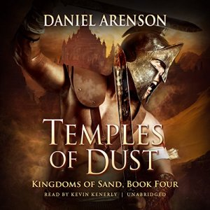 Temples of Dust Audiobook By Daniel Arenson cover art