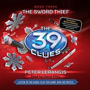 The 39 Clues, Book 3 Audiobook By Peter Lerangis cover art