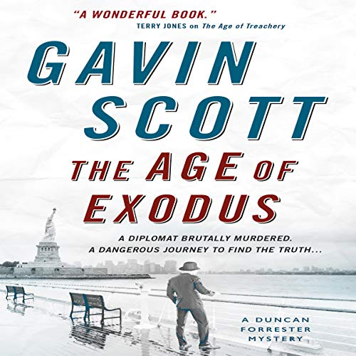 The Age of Exodus Audiobook By Gavin Scott cover art