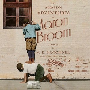 The Amazing Adventures of Aaron Broom Audiobook By A.E. Hotchner cover art