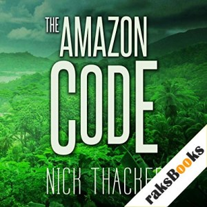 The Amazon Code Audiobook By Nick Thacker cover art