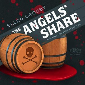 The Angels' Share Audiobook By Ellen Crosby cover art
