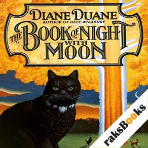The Book of the Night with Moon Audiobook By Diane Duane cover art