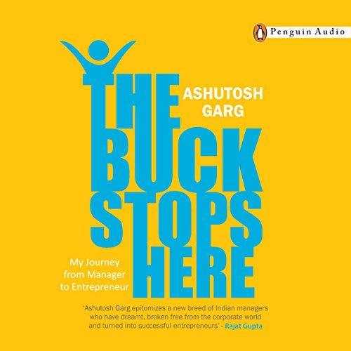 The Buck Stops Here Audiobook By Ashutosh Garg cover art