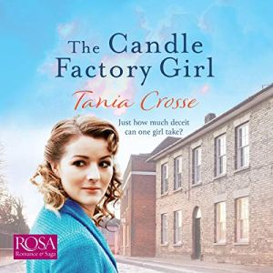 The Candle Factory Girl Audiobook By Tania Crosse cover art