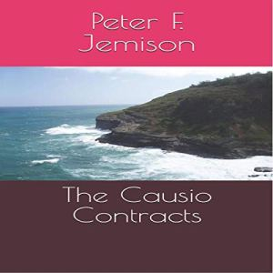The Causio Contracts Audiobook By Peter F. Jemison cover art