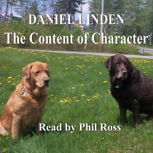The Content of Character Audiobook By Daniel Linden cover art