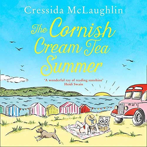 The Cornish Cream Tea Summer Audiobook By Cressida McLaughlin cover art