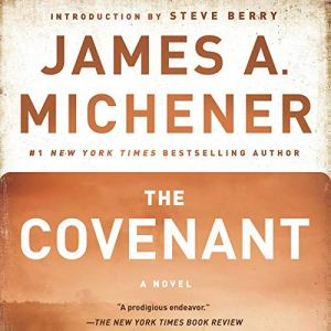 The Covenant Audiobook By James A. Michener cover art