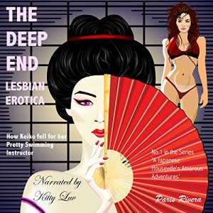 The Deep End: How Keiko Fell for Her Pretty Swimming Instructor Audiobook By Paris Rivera cover art