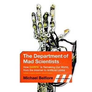 The Department of Mad Scientists Audiobook By Michael Belfiore cover art
