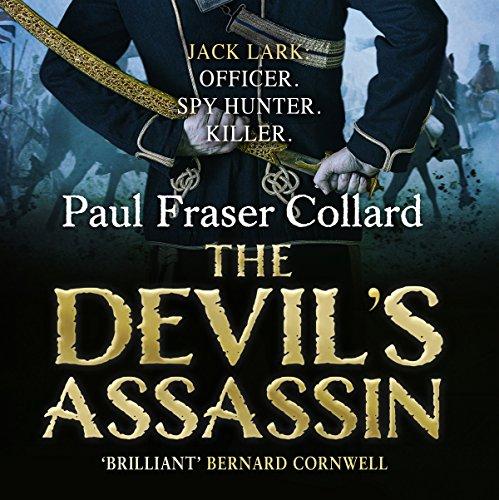 The Devil's Assassin Audiobook By Paul Fraser Collard cover art