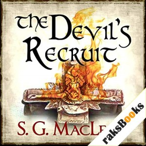 The Devil's Recruit Audiobook By S. G. MacLean cover art