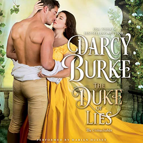 The Duke of Lies Audiobook By Darcy Burke cover art