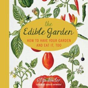 The Edible Garden Audiobook By Alys Fowler cover art