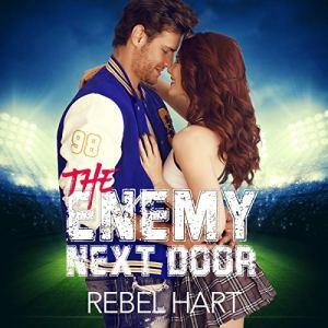 The Enemy Next Door Audiobook By Rebel Hart cover art
