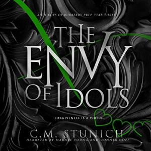 The Envy of Idols Audiobook By C.M. Stunich cover art