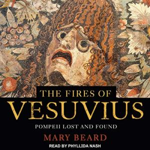 The Fires of Vesuvius Audiobook By Mary Beard cover art