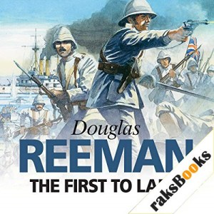 The First to Land Audiobook By Douglas Reeman cover art