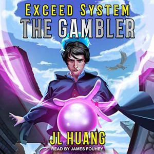 The Gambler Audiobook By JL Huang cover art