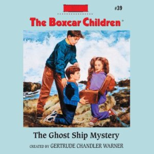 The Ghost Ship Mystery Audiobook By Gertrude Chandler Warner cover art