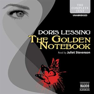 The Golden Notebook Audiobook By Doris Lessing cover art