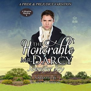 The Honorable Mr. Darcy Audiobook By Jennifer Joy cover art