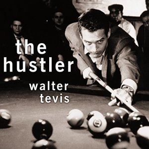 The Hustler Audiobook By Walter Tevis cover art