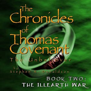The Illearth War Audiobook By Stephen R. Donaldson cover art