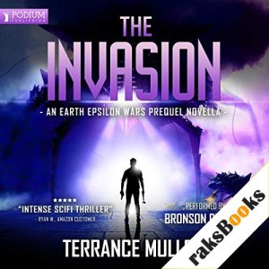 The Invasion Audiobook By Terrance Mulloy cover art