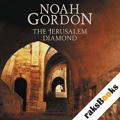 The Jerusalem Diamond Audiobook By Noah Gordon cover art