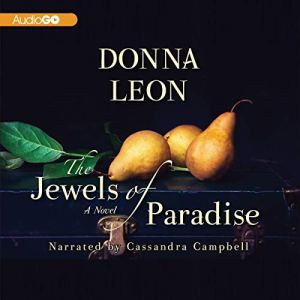 The Jewels of Paradise Audiobook By Donna Leon cover art
