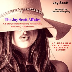 The Joy Scott Affairs: A 5 Story Bundle: Cheating Housewives, Husbands, & Mistresses (An Affair With) Audiobook By Joy Scott cover art