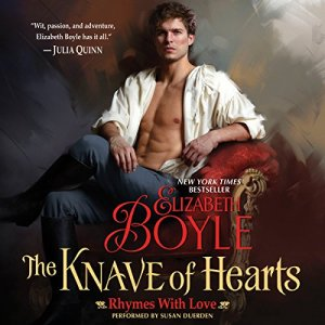 The Knave of Hearts Audiobook By Elizabeth Boyle cover art