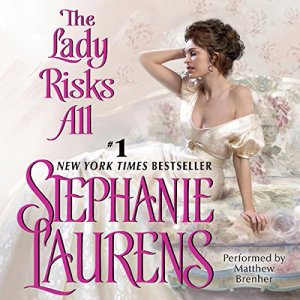 The Lady Risks All Audiobook By Stephanie Laurens cover art