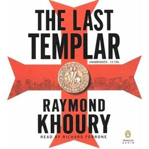 The Last Templar Audiobook By Raymond Khoury cover art