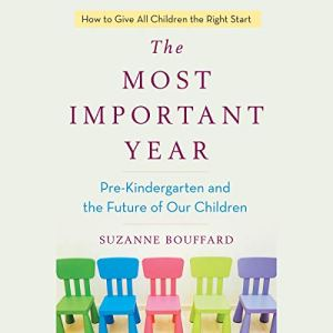 The Most Important Year Audiobook By Suzanne Bouffard cover art