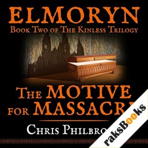 The Motive for Massacre Audiobook By Chris Philbrook cover art
