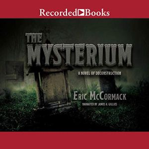 The Mysterium Audiobook By Eric McCormack cover art
