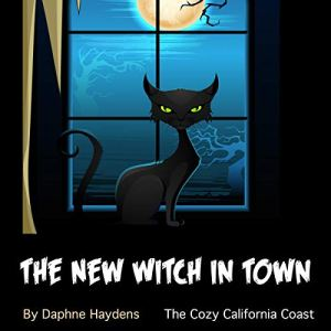 The New Witch in Town Audiobook By Daphne Haydens cover art