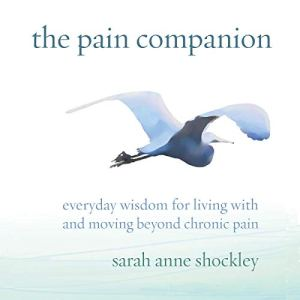 The Pain Companion: Everyday Wisdom for Living With and Moving Beyond Chronic Pain Audiobook By Sarah Anne Shockley cover art