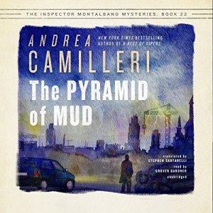 The Pyramid of Mud Audiobook By Andrea Camilleri, Stephen Sartarelli - translator cover art
