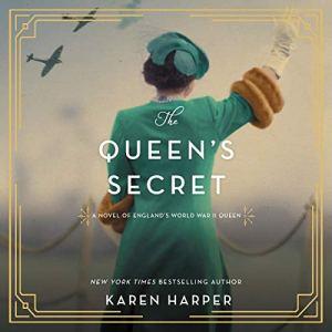 The Queen's Secret Audiobook By Karen Harper cover art
