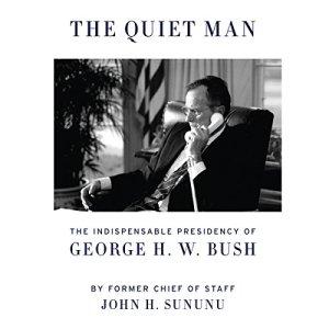 The Quiet Man Audiobook By John H. Sununu cover art