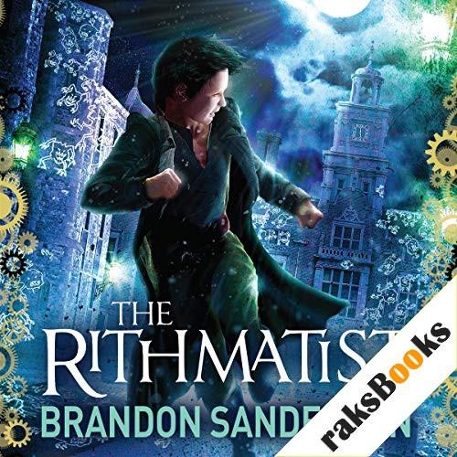 The Rithmatist Audiobook By Brandon Sanderson cover art