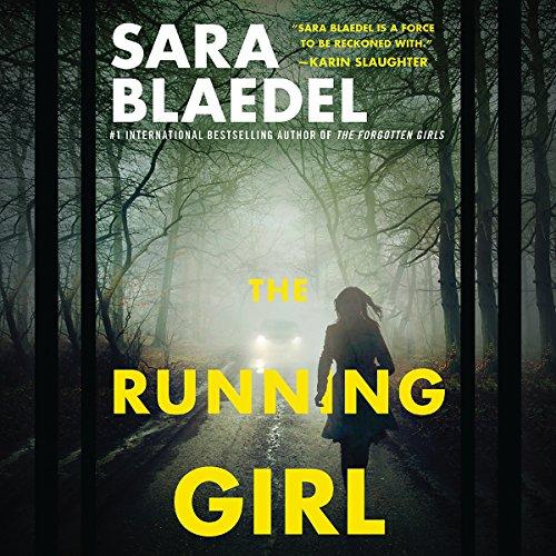 The Running Girl Audiobook By Sara Blaedel cover art