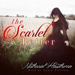 The Scarlet Letter Audiobook By Nathaniel Hawthorne cover art